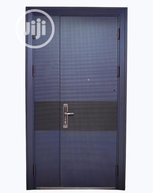 Heavy Duty Steel Security Door(Extra Height) | Doors for sale in Lagos State, Isolo