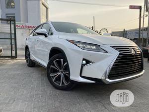 Lexus RX 2018 350L Luxury AWD White | Cars for sale in Lagos State, Lekki