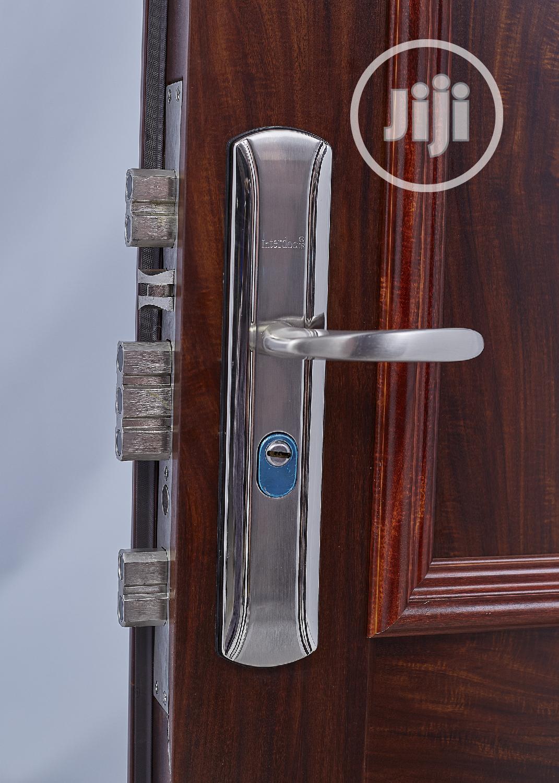 Heavy Duty Steel Security Door | Doors for sale in Warri, Delta State, Nigeria