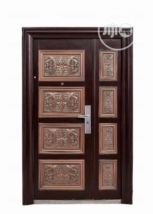 Four Panel Heavy Duty Steel Security Door | Doors for sale in Delta State, Warri