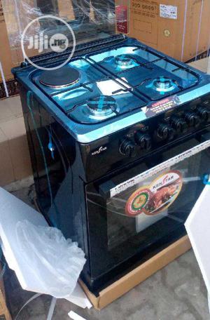 Original Kenstar Gas Electric 4burner(3+1) Oven Grill   Kitchen Appliances for sale in Lagos State, Ojo