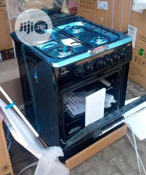 New Kenstar 50 by 50 Gas Electric 4burner(3+1)Oven Grill   Kitchen Appliances for sale in Lagos State, Ojo