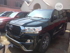 Toyota Land Cruiser 2019 4.6 V8 AX Black | Cars for sale in Lagos State, Ikeja