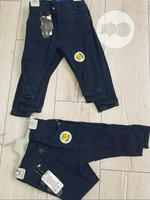 Baby Girl Chambray Denim Pant | Children's Clothing for sale in Lagos State, Surulere