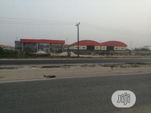 Fenced Dry Land Behind Eleganza Industrial Estate | Land & Plots For Sale for sale in Ibeju, Eleko