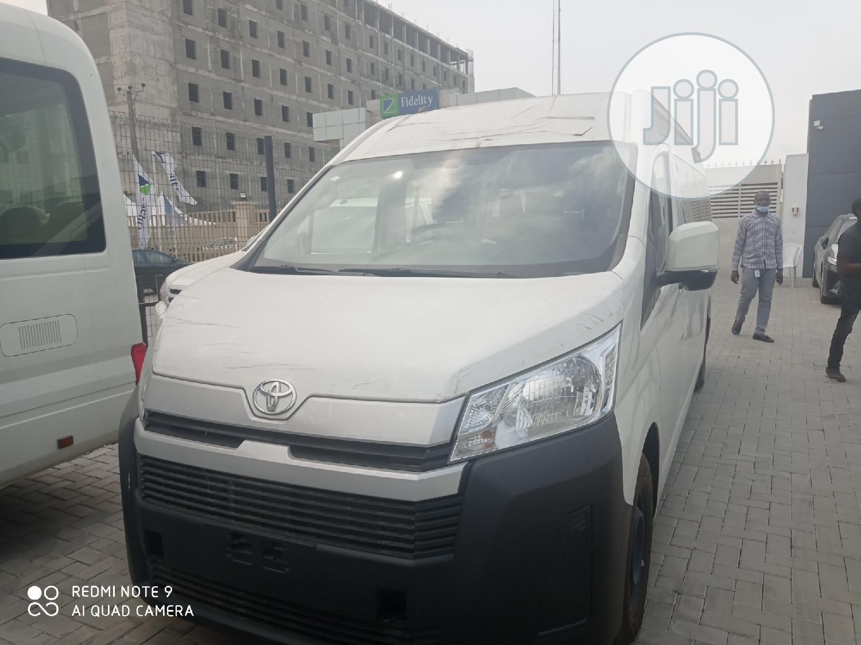 2020 Toyota Hiace Bus Both Diesel and Petrol