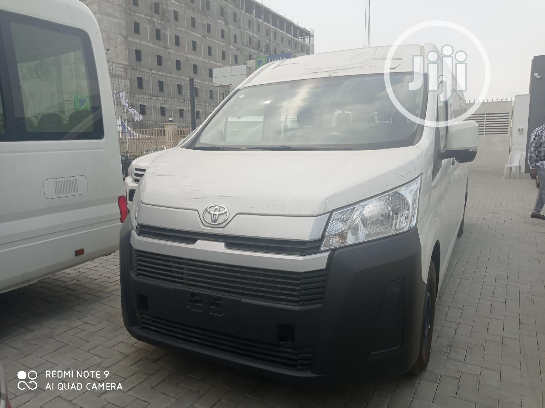 2020 Toyota Hiace Bus Both Diesel and Petrol   Buses & Microbuses for sale in Lekki, Lagos State, Nigeria