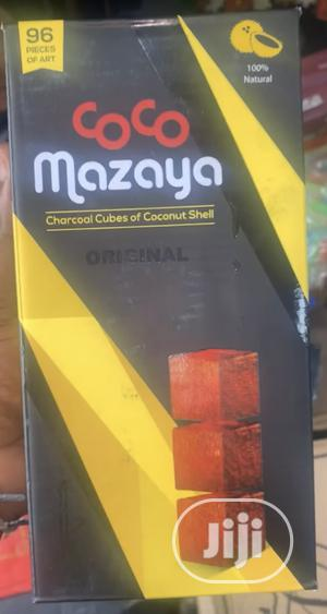 Coconut Shell Cubes Charcoal for Smoking Shisha | Tobacco Accessories for sale in Lagos State, Mushin