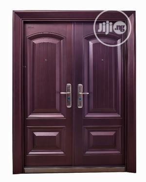 Sd191(Heavy Duty Steel Security Door) | Doors for sale in Lagos State, Isolo