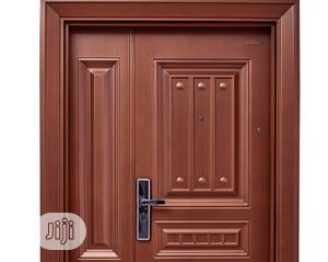 Sd072 (Heavy Duty Security Door)   Doors for sale in Lagos State, Isolo