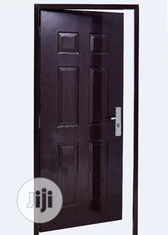 Sd011( Steel Security Door)   Doors for sale in Isolo, Lagos State, Nigeria