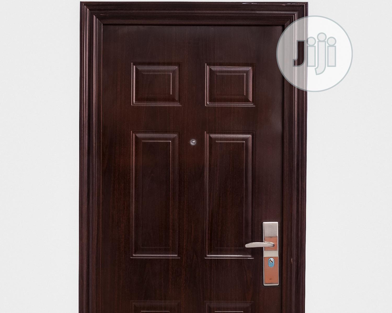 Sd011( Steel Security Door)