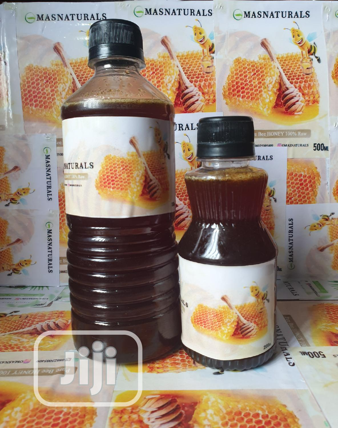 Pure Undiluted Bee Honey(From Nsukka)500ml 100%RAW Wholesale | Meals & Drinks for sale in Ajah, Lagos State, Nigeria