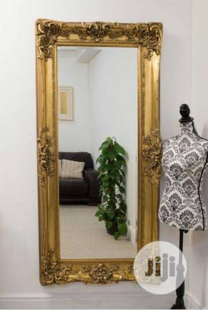Campbell Vintage Gold Antique Wall Mirror   Home Accessories for sale in Lagos State, Lekki