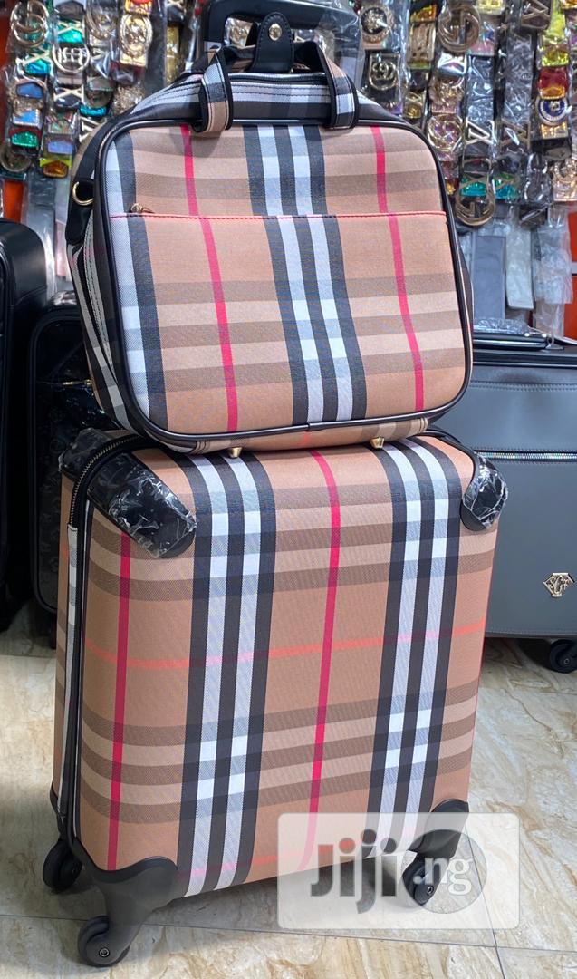 Unique Travel Bags by 2