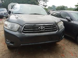 Toyota Highlander 2010 Sport Gray | Cars for sale in Lagos State, Amuwo-Odofin