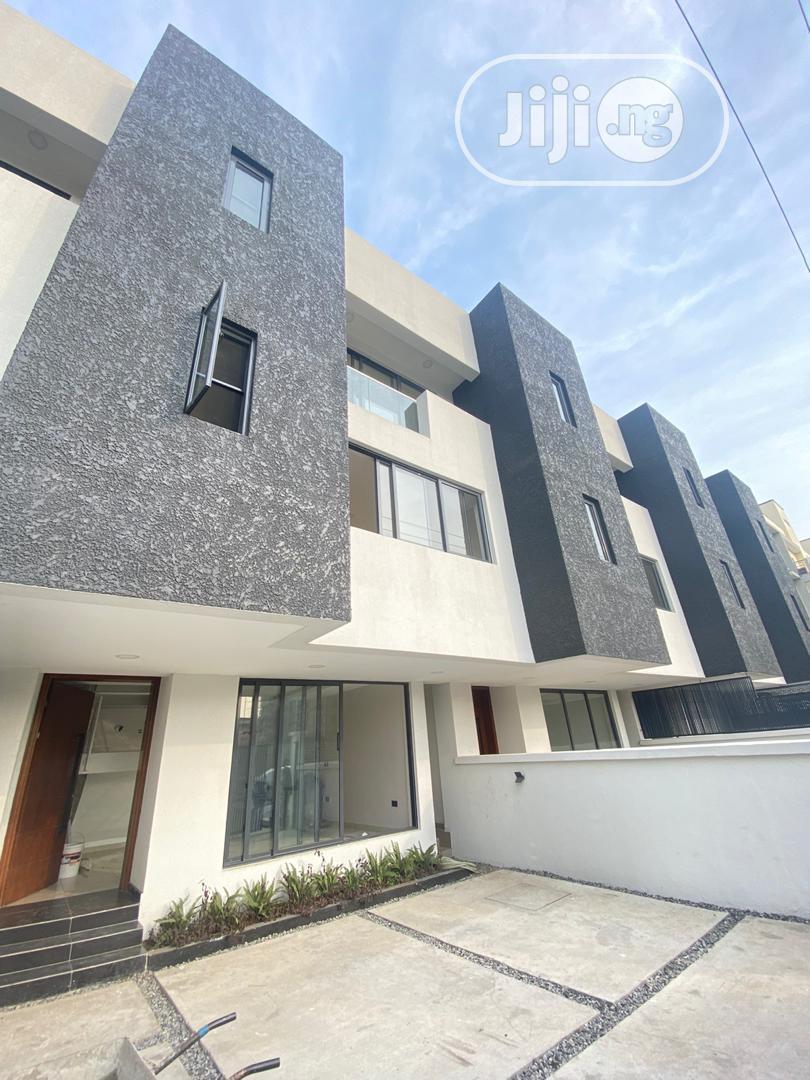 Four Bedroom Terrace Duplex in Oniru VI For Sale