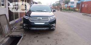 Toyota Highlander 2010 Limited Black   Cars for sale in Lagos State, Surulere