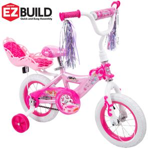 12′′Disney Princess Girl'S Bike With Doll Carrier   Toys for sale in Lagos State, Ajah
