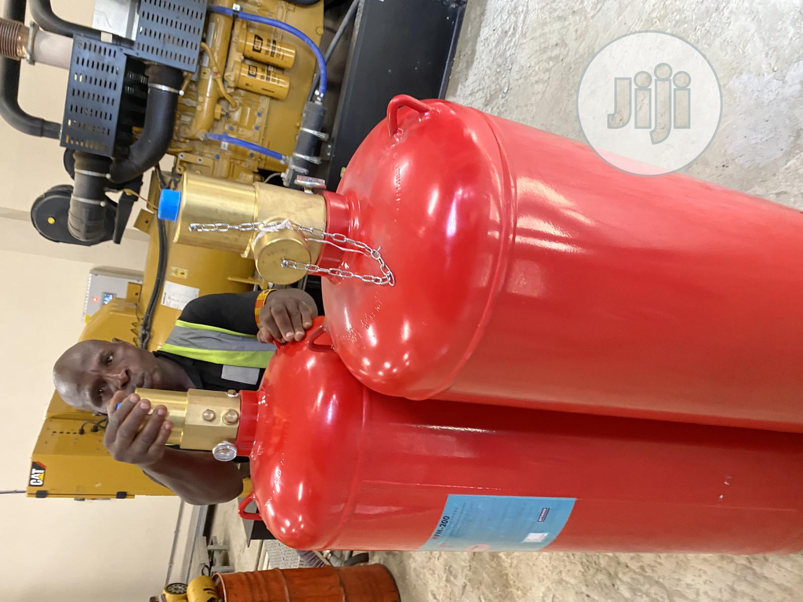 Fm200 Fire Suppression System Refilling (UL Approved)