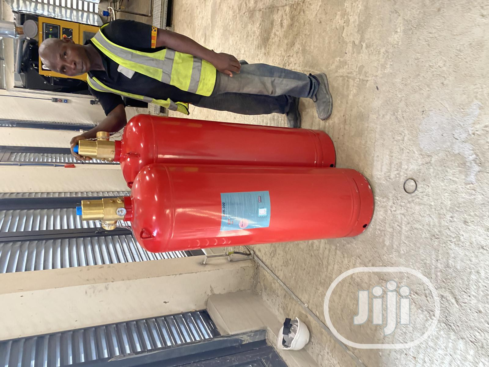 Fm200 Fire Suppression System Refilling (UL Approved)   Safetywear & Equipment for sale in Lagos Island (Eko), Lagos State, Nigeria