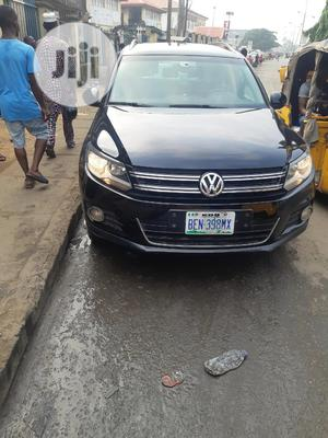 Volkswagen Tiguan 2012 2.0 S Automatic Black | Cars for sale in Lagos State, Surulere
