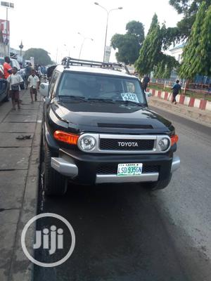 Toyota FJ Cruiser 2012 4x4 Automatic Brown   Cars for sale in Lagos State, Surulere