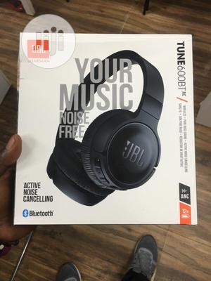 JBL Tune 600BT Wireless Bluetooth Headset 100% Original   Headphones for sale in Abuja (FCT) State, Wuse 2