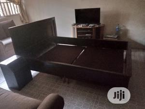 Modern 4(1/2) by 6 Bed Frame for Sale | Furniture for sale in Lagos State, Abule Egba