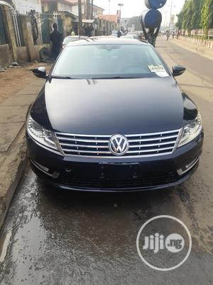 Volkswagen Passat 2014 Black   Cars for sale in Lagos State, Surulere