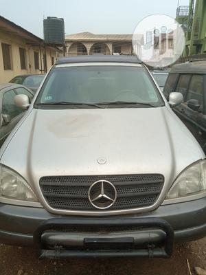 Mercedes-Benz M Class 2003 ML 320 Silver   Cars for sale in Lagos State, Ikorodu
