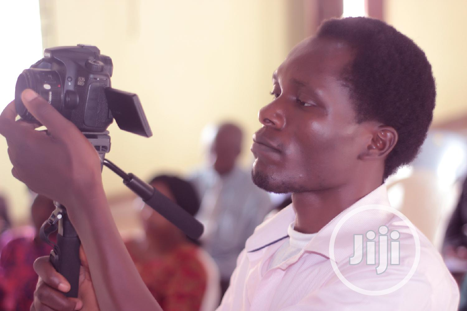 Events Videographer   Photography & Video Services for sale in Ibadan, Oyo State, Nigeria