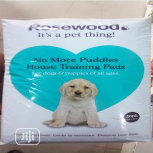 Rosewood House Training Pads – 30 Pack | Pet's Accessories for sale in Lagos State, Ejigbo