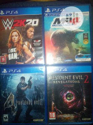 Ps4 Cds of Various Games | Video Games for sale in Lagos State, Alimosho