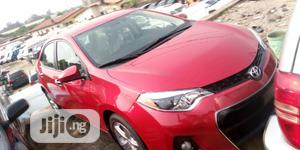 Toyota Corolla 2016 Red   Cars for sale in Lagos State, Apapa
