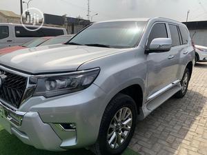 Toyota Land Cruiser Prado 2012 Silver   Cars for sale in Lagos State, Lekki