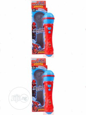 Spider Man Musical Microphone For Kids | Toys for sale in Lagos State, Surulere
