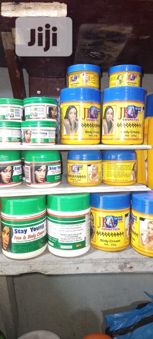 JRA Cream And Stay Young Cream   Skin Care for sale in Lagos State, Agboyi/Ketu