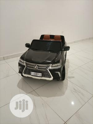 LEXUS LX570 2X12V Kids Ride On Car | Toys for sale in Lagos State, Ajah