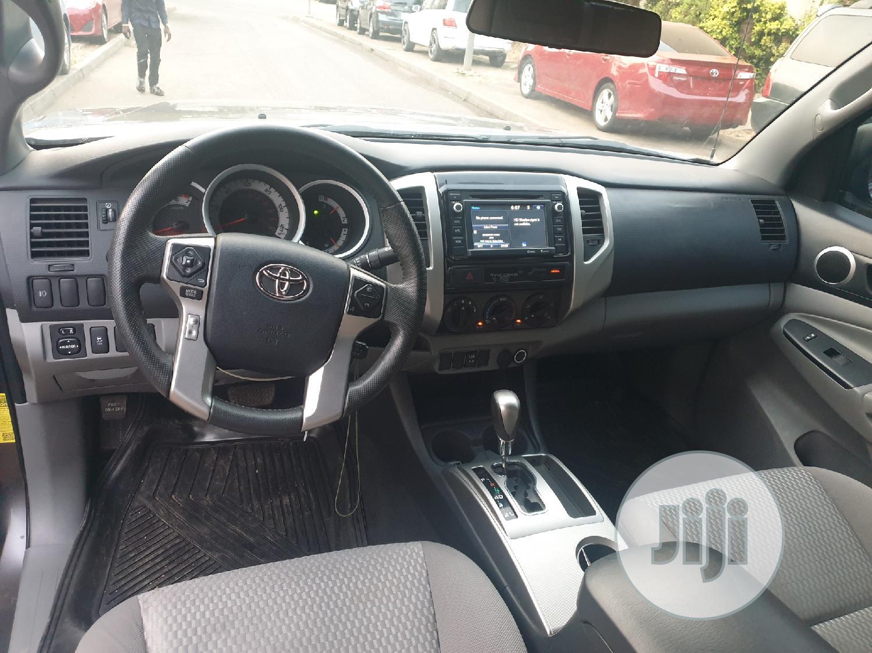 Archive: Toyota Tacoma 2015 Gray
