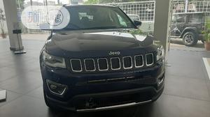 New Jeep Compass 2019 Limited 4x4 Blue   Cars for sale in Lagos State, Surulere