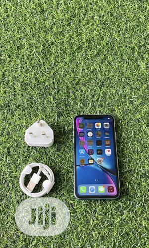Apple iPhone XR 64 GB Blue   Mobile Phones for sale in Lagos State, Ikeja