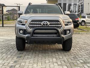 Toyota Tacoma 2016 4dr Double Cab Silver   Cars for sale in Lagos State, Lekki
