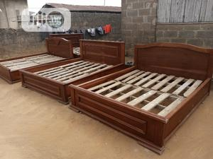 Quality Bed Frame   Furniture for sale in Lagos State, Ejigbo