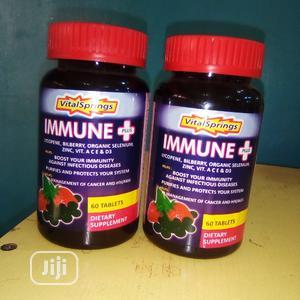 Immune Plus (Immune Booster)   Vitamins & Supplements for sale in Abuja (FCT) State, Utako