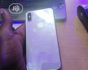 Apple iPhone X 256 GB White   Mobile Phones for sale in Rivers State, Port-Harcourt