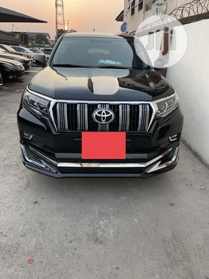 Toyota Land Cruiser Prado 2018 Limited Black | Cars for sale in Lagos State, Surulere