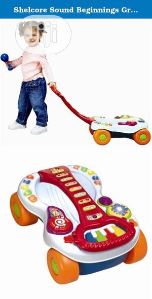 Sound Beginnings Groove N Go Band Wagon | Toys for sale in Lagos State, Ajah