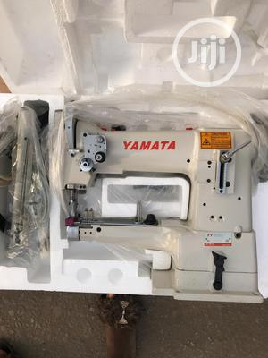 YAMATA Cylinder-bed Industrial Sewing Machine   Manufacturing Equipment for sale in Lagos State, Mushin