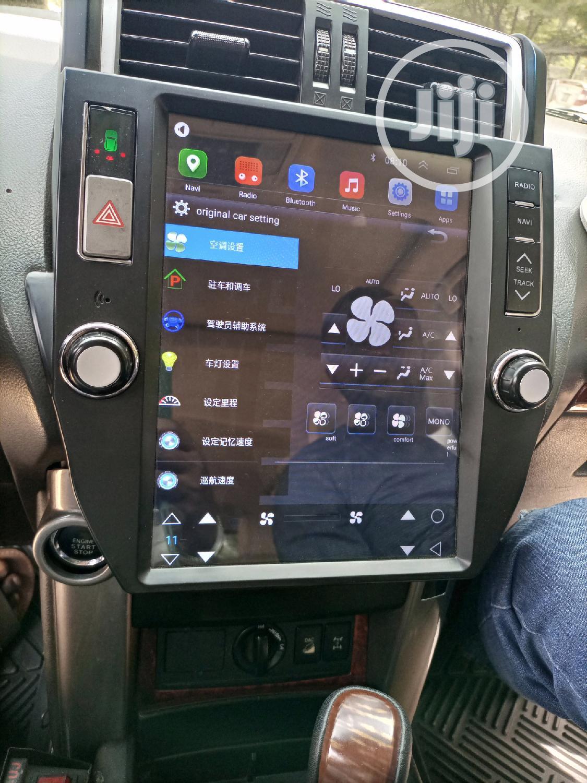 Archive: Toyota Land Cruiser Prado 2013 Black
